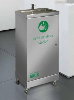 mobile-hand-sanitiser-station