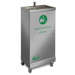 hand sanitiser dispenser 5ltr mobile